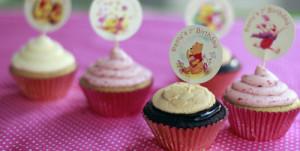 ulang tahun cupcake