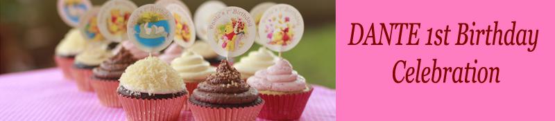 Cupcake Ulang Tahun