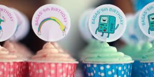 Hiasan Cupcakes