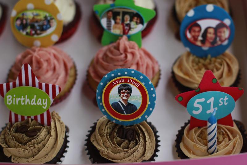 Kue Ulang Tahun Cupcake Yang Unik Lunetta Online Home