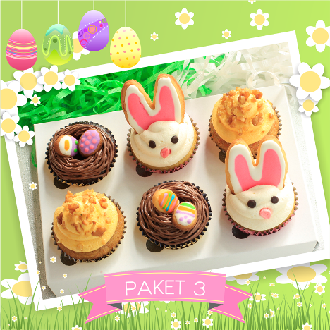 cupcake paskah