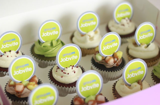 cupcake di kantor