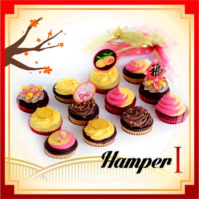 cupcake chinese new year