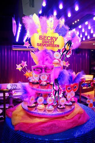 kue ulang tahun 17th
