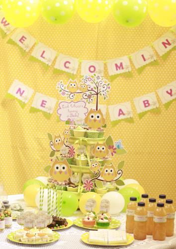 baby shower cake Jakarta