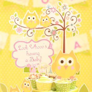 Baby Shower Cupcake Jakarta