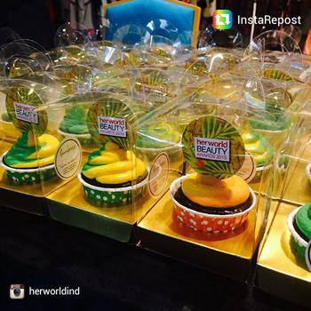 kue cupcake