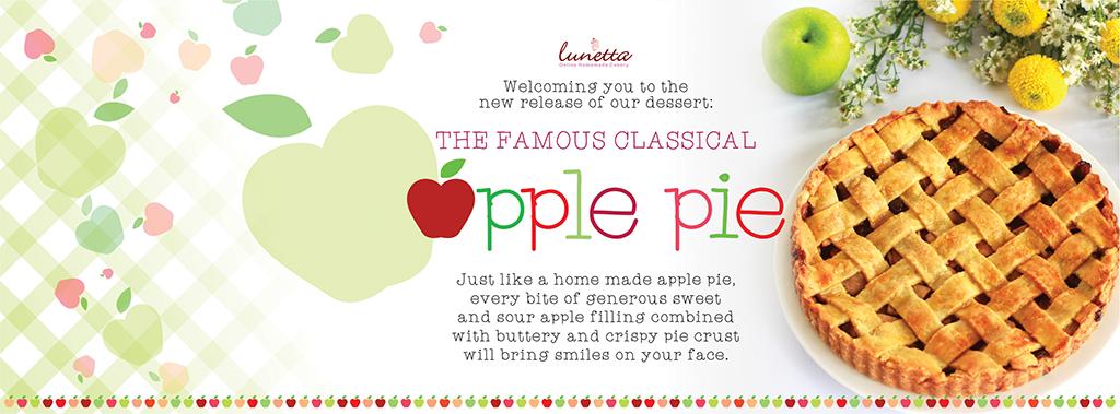 kue apple pie terenak jakarta