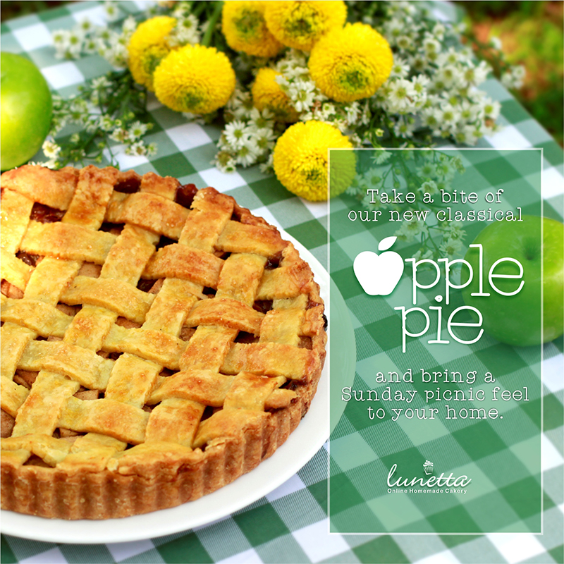 apple pie paling enak di jakarta