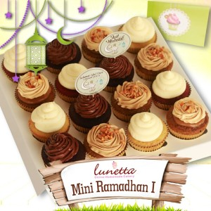 Cupcake for Ramadhan and Idul Fitri 2018