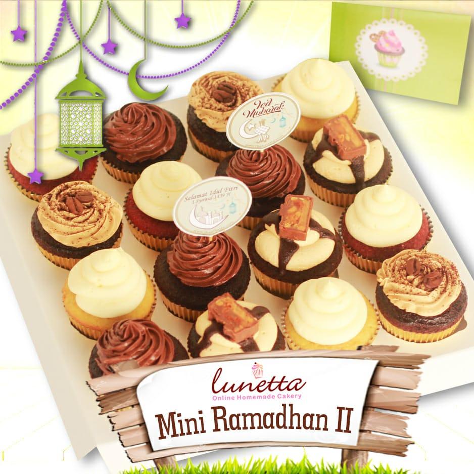 Cupcake Idul Fitri 2018
