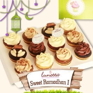 Cupcake for Ramadhan and Idul Fitri 2018