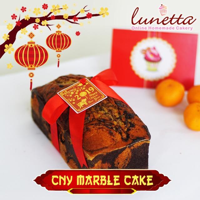 Marbel Imlek 2019 Lunetta Cakery